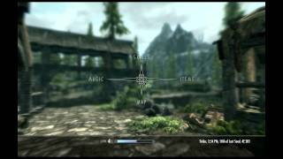 The Elder Scrolls V: Skyrim Are you feeling sick?
