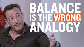 Work & Life Are Not Opposing Forces | Simon Sinek at LinkedIn Speaker Series 2019