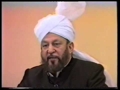 Friday Sermon 8 February 1991