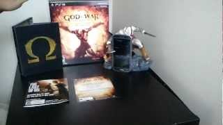 GoD of WaR ascention unboxing!!!!!