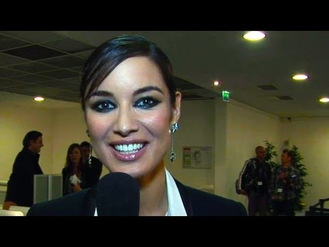 The New James Bond Girl: Berenice Marlohe  Exclusive  at Cannes 2012  FashionTV