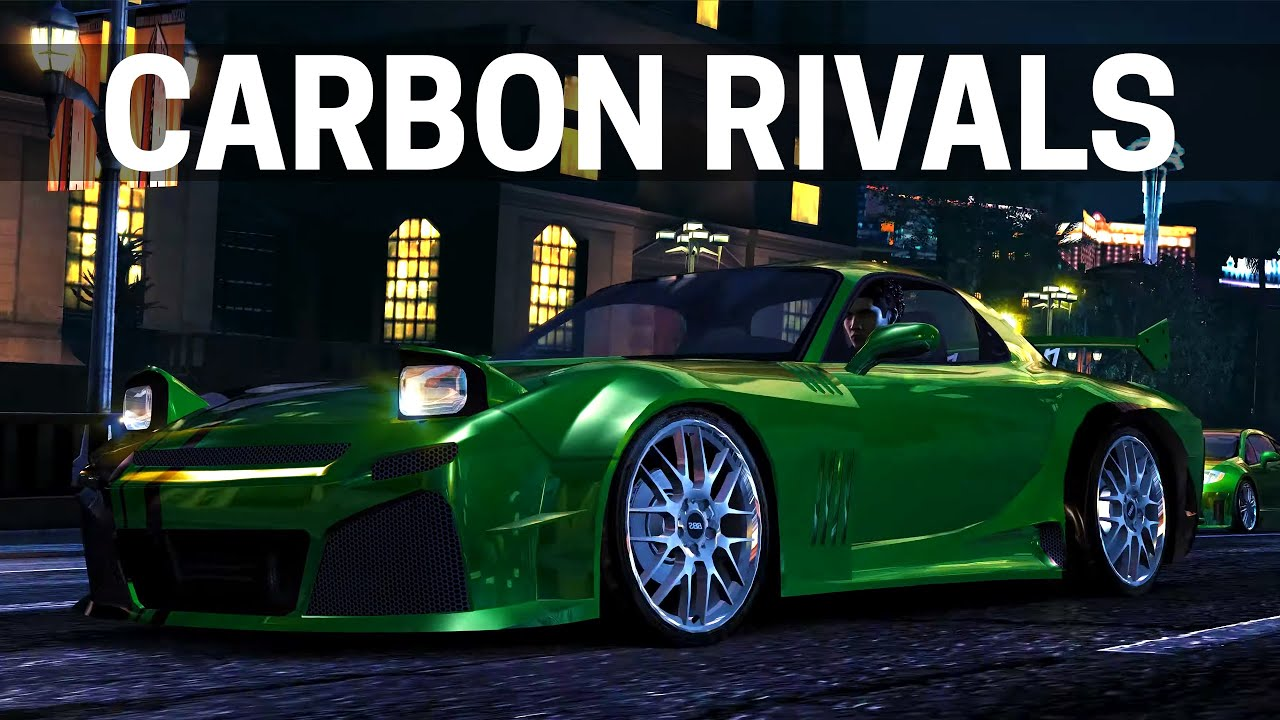 need for speed carbon all boss cars