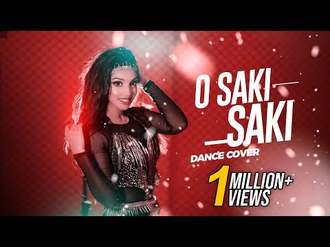 O SAKI SAKI Dance Cover | Batla House | Nora Fatehi | Neha Kakkar | Ridy Sheikh Dance Choreography