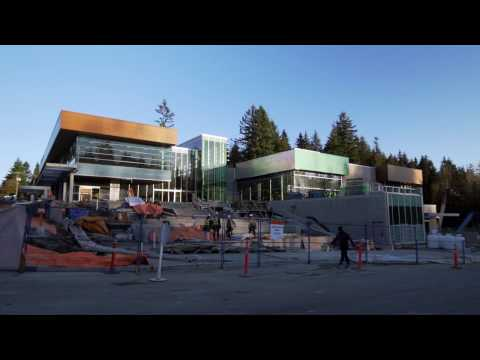 NVRC New Delbrook Community Recreation Centre - Architects' Interview