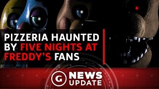 Pizza Place Overwhelmed By Five Nights at Freddy's Calls - GS News Update