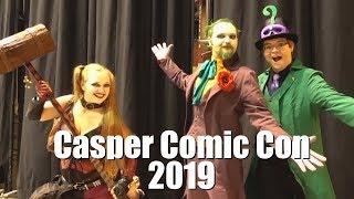 Casper Comic Con 2019 - Vlogging Wyoming 35