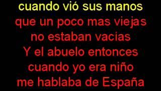 Alberto Cortez - El Abuelo - Karaoke