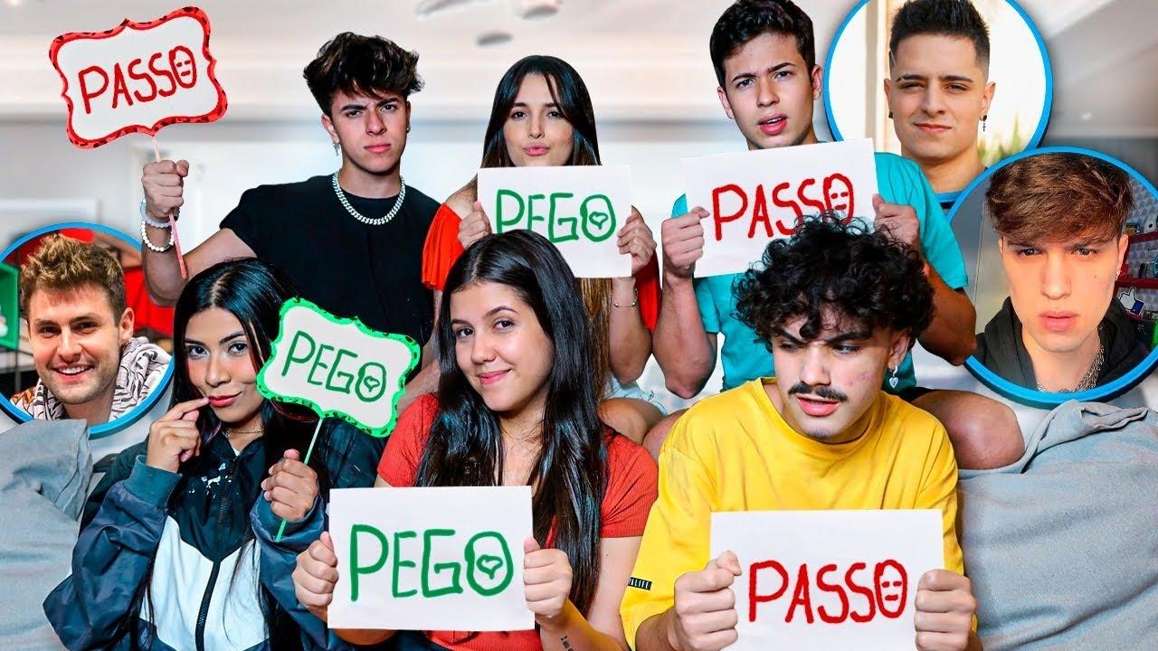 PPP POLÊMICO com TODOS DA MANSÃO! *rolou ciúmes*