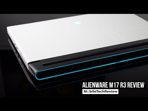 Alienware m17 R3 Review - Dell Finally Gets Cooling Right