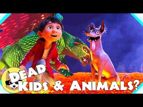 Where are the Kids & Animals / Alebrijes | Disney Pixar Coco Analysis