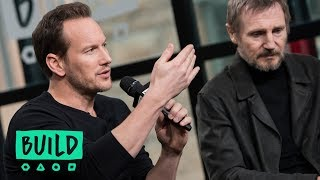 Patrick Wilson Shares His Admiration For Liam Neeson