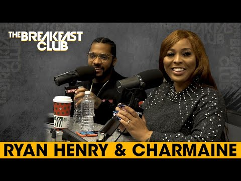 Charmaine And Ryan Henry Open Up About Pregnancy, Distancing From The Black Ink Crew Cast + More