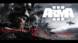 Arma 3 - Video Aula Como Jogar Jet - King Of The Hill
