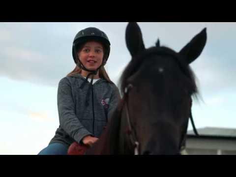 GIRL POWER: THE TENNESEE WALKING HORSE