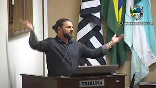 22ª Sessão Ordinária - Vereador Daniel Sotto