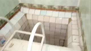 Экономичная баня в доме. Планировка и размеры.