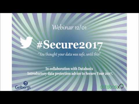 Social Media & Data Protection Security Training/Tutorial