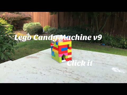 Lego Candy Machine V9