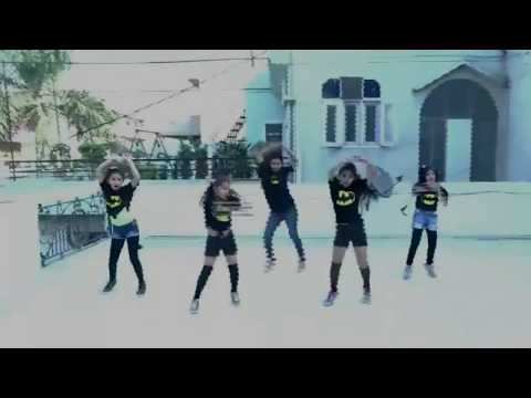 Dj wale babu | Hip - Hop (Sam dance crew)