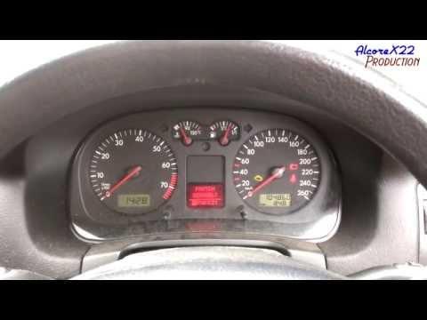 2001 Volkswagen Golf Mk4 2.0 Startup