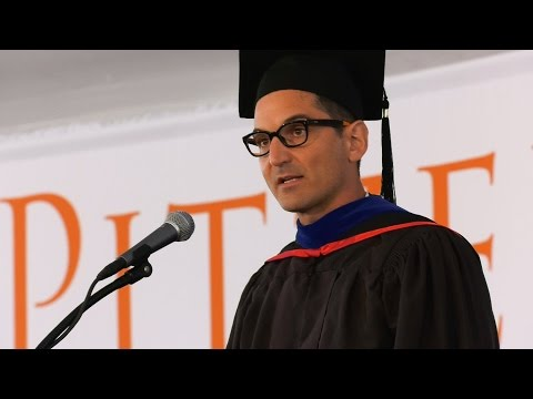 Guy Raz | 2017 Pitzer College Commencement Keynote | May 13, 2017