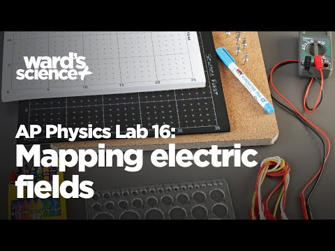 Physics lab report electric field mapping