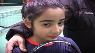 Tennis casertano, è Mele-Sabatino la coppia femminile per il futuro
