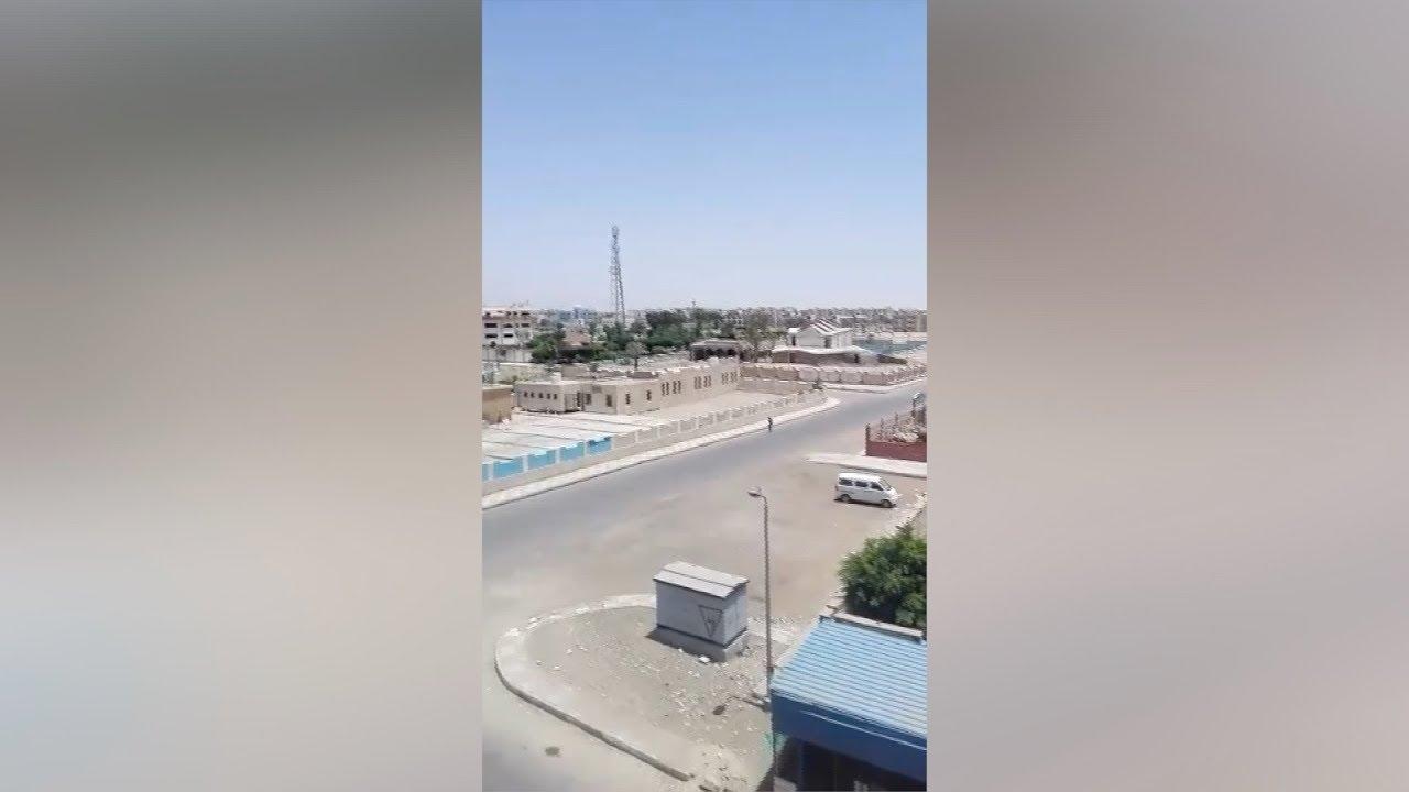 الوطن المصرية:الحر الشديد يُخلي الشوارع من المارة في جنوب سيناء
