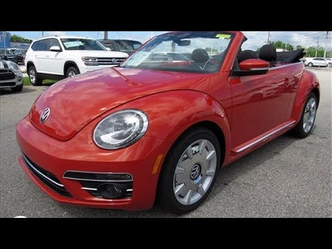 2019 Volkswagen Beetle Convertible Baltimore MD Parkville, MD #O9508387 - SOLD