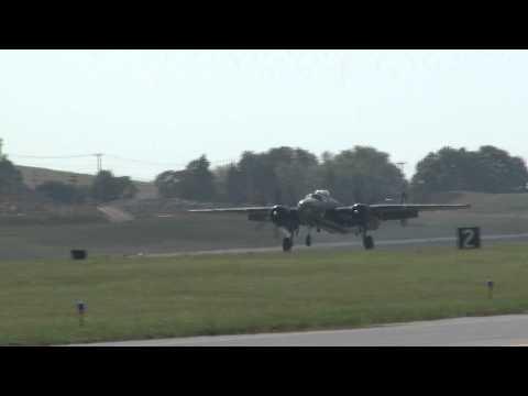 2011 World War II Weekend - Bomber & Transport Flight