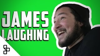 JAMES LAUGHING • A Cow Chop Compilation