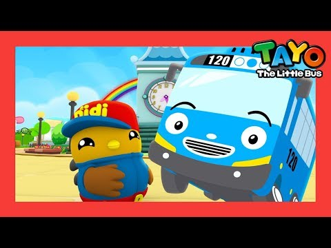 Tayo Opening Theme Song X Didi And Friends L Tayo Collaboration Project #5 L Tayo The Little Bus