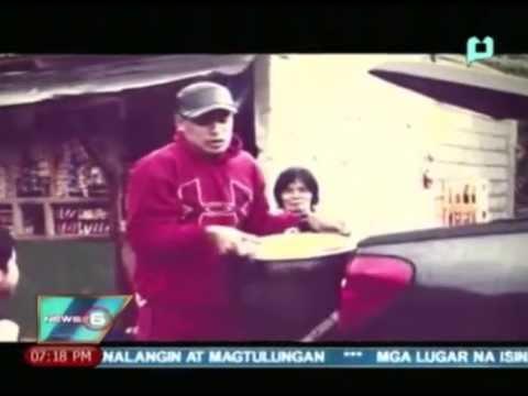 Sports Ngayon: Meralco Bolts Player Sunday Salvacion, Kinupkop Ang 50 Pamilya Na Nawalan Ng Tahanan