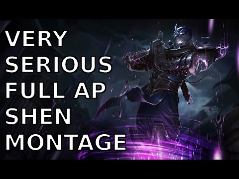 VERY SERIOUS FULL AP SHEN MONTAGE