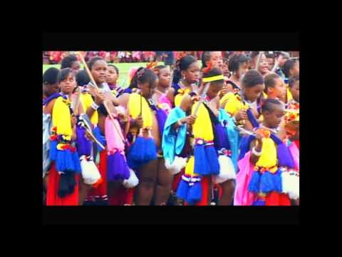 REED DANCE (SWAZILAND).