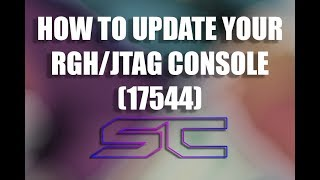 How To Update Dashboard Xbox 360 Rgh