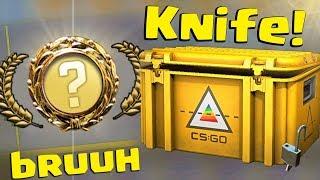 NOVÁ CS:GO PRISMA CASE KNIFE OPENING!! + random momenty