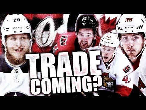 Is A Patrik Laine Ottawa Senators TRADE Coming? (Matt Duchene / Mark Stone / Ryan Dzingel Trade) NHL
