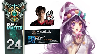RANKED Diamante 4 (100 LP) DUO con HANS SAMA (Misfits, LCS)