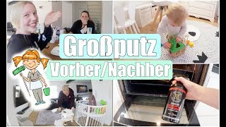 Spagat zwischen Kleinkind & Baby | Haus putzen | Überraschung für Linda | Isabeau