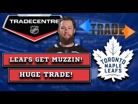 Maple Leafs Acquire Jake Muzzin!