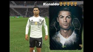 F2: Ronaldo bá đạo trong Dream soccer như thế nào ?