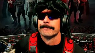DrDisrespect's Final Moments on Twitch.