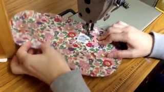 LUU アコーディオンポーチ Accordion pouch の作り方