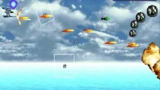 Thunder Force V - Perfect System 閃電出擊V完美版 HARD 第一關(全程不滅)1-7