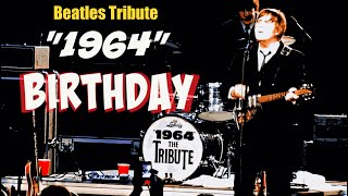 """Beatles Tribute Band, 1964 THE TRIBUTE, Performs the Song, """"Birthday"""", @ Lock 3 Live, Akron, OH 2015"""