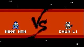 Street Fighter X Mega Man - Part 1: Chun Li