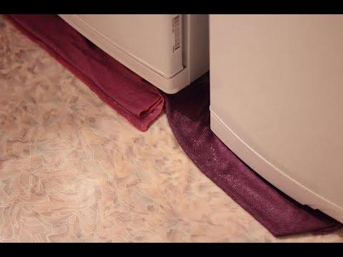 Течет холодильник, что делать?))