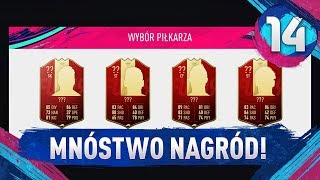 MNÓSTWO NAGRÓD! - FIFA 19 Ultimate Team [#14]