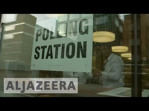 British vote for lower house MPs in general election